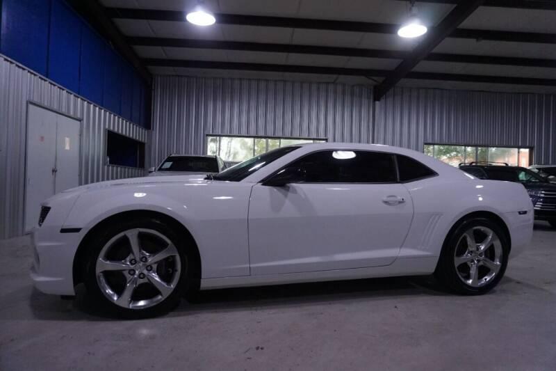 2013 Chevrolet Camaro for sale at SOUTHWEST AUTO CENTER INC in Houston TX