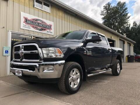2014 RAM Ram Pickup 3500 for sale at Bellus Motors LLC in Camas WA