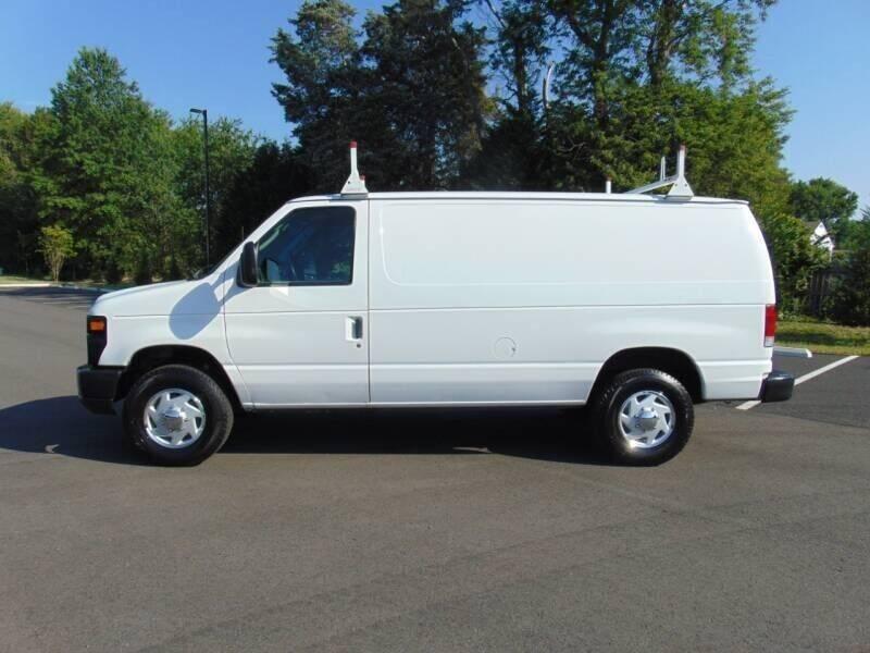 2012 Ford E-Series Cargo for sale at CR Garland Auto Sales in Fredericksburg VA
