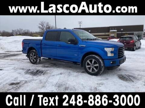 2016 Ford F-150 for sale at Lasco of Waterford in Waterford MI