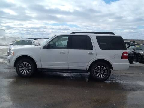 2017 Ford Expedition for sale at Garys Sales & SVC in Caribou ME