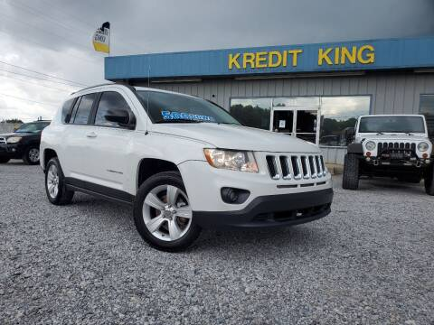 2012 Jeep Compass for sale at Kredit King Autos in Montgomery AL