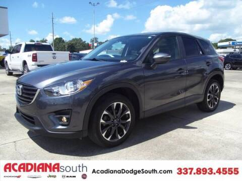 2016 Mazda CX-5 for sale at Acadiana Automotive Group - Acadiana Dodge Chrysler Jeep Ram Fiat South in Abbeville LA