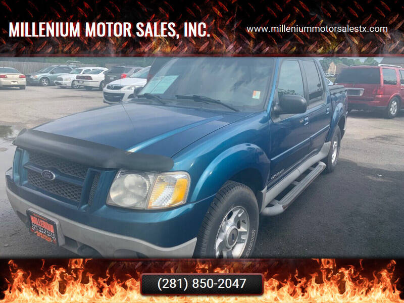 2001 Ford Explorer Sport Trac for sale in Rosenberg, TX