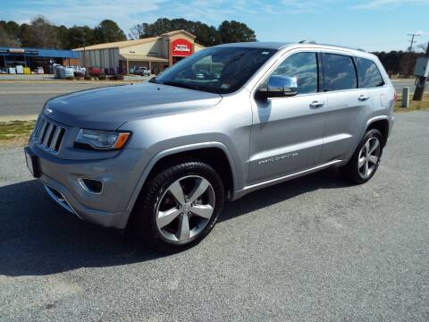 2014 Jeep Grand Cherokee for sale at USA 1 Autos in Smithfield VA