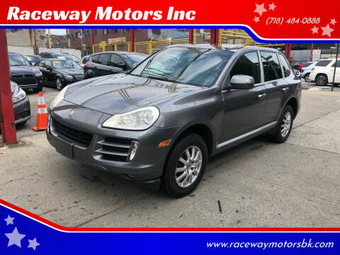 2009 Porsche Cayenne for sale at Raceway Motors Inc in Brooklyn NY