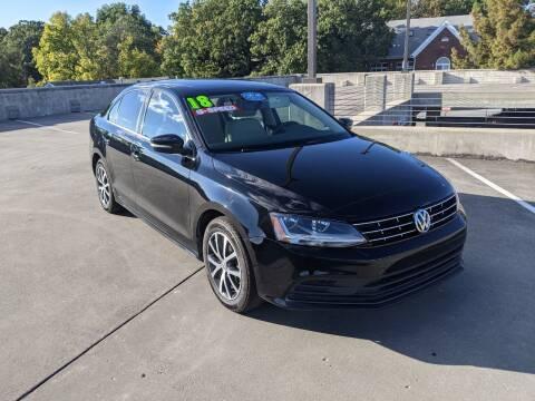 2018 Volkswagen Jetta for sale at QC Motors in Fayetteville AR