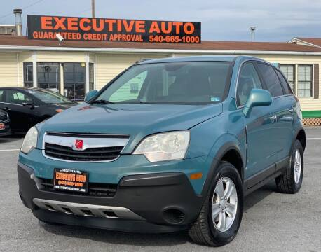 2008 Saturn Vue for sale at Executive Auto in Winchester VA