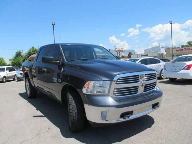 2013 RAM Ram Pickup 1500 for sale at Crown Auto in South Salt Lake UT