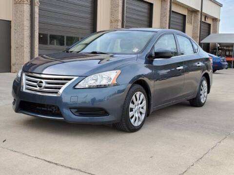 2013 Nissan Sentra for sale at Best Auto Sales LLC in Auburn AL