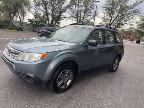 2012 Subaru Forester for sale at Modern Auto in Denver CO