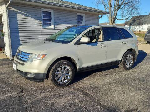 2007 Ford Edge for sale at CALDERONE CAR & TRUCK in Whiteland IN