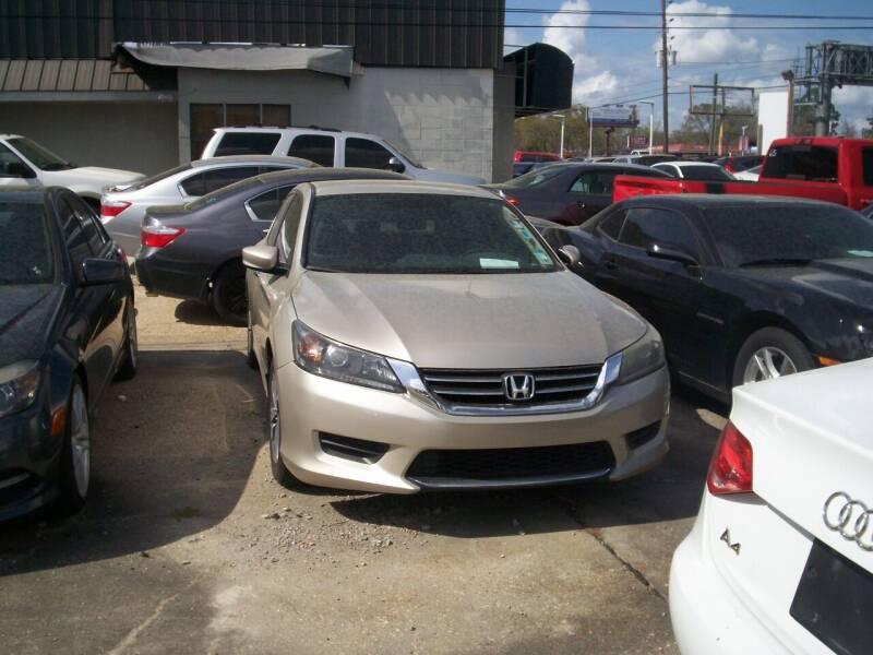 2013 Honda Accord for sale at Louisiana Imports in Baton Rouge LA