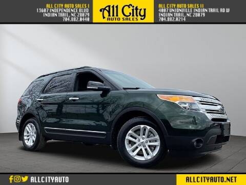 2013 Ford Explorer for sale at All City Auto Sales in Indian Trail NC