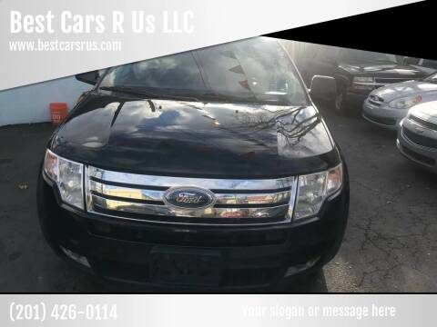 2010 Ford Edge for sale at Best Cars R Us LLC in Irvington NJ