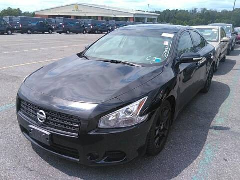 2009 Nissan Maxima for sale at MOUNT EDEN MOTORS INC in Bronx NY
