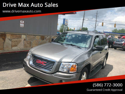 2008 GMC Envoy for sale at Drive Max Auto Sales in Warren MI