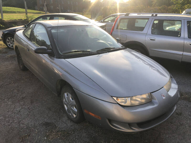 1999 Saturn S-Series for sale at Finish Line Motors in Tulsa OK