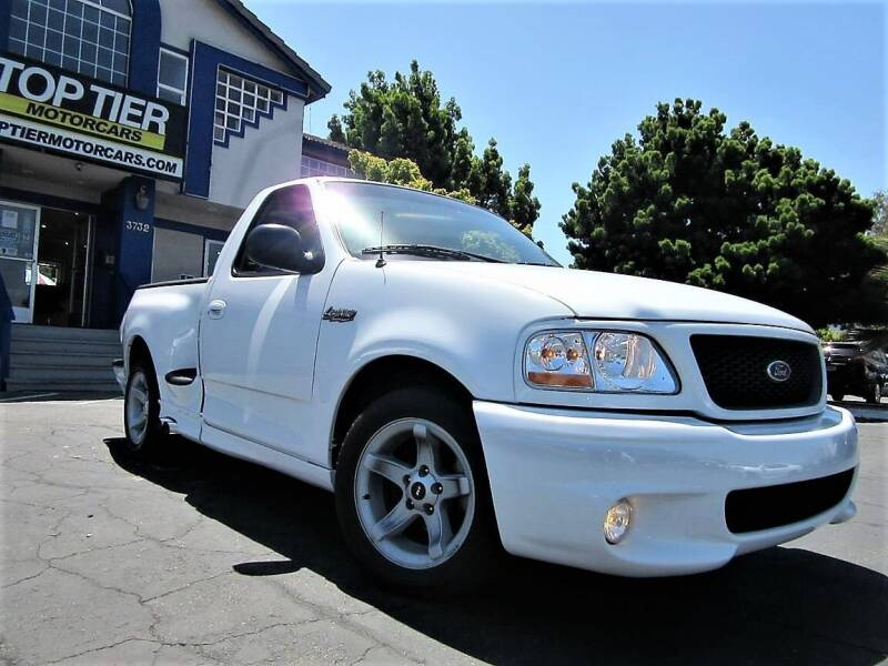1999 Ford F-150 SVT Lightning for sale at Top Tier Motorcars in San Jose CA