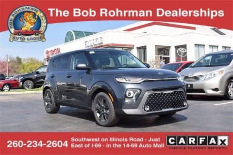 2020 Kia Soul for sale at BOB ROHRMAN FORT WAYNE TOYOTA in Fort Wayne IN