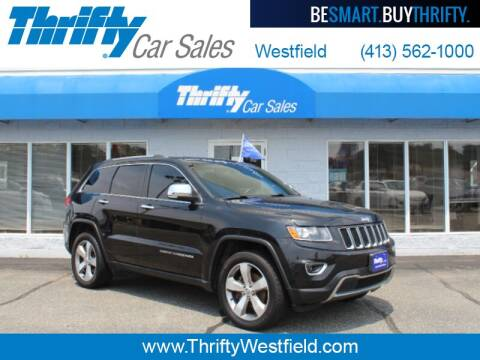2014 Jeep Grand Cherokee for sale at Thrifty Car Sales Westfield in Westfield MA