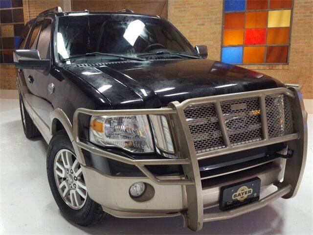 2013 Ford Expedition for sale at Bayer Motor Co in Comanche TX