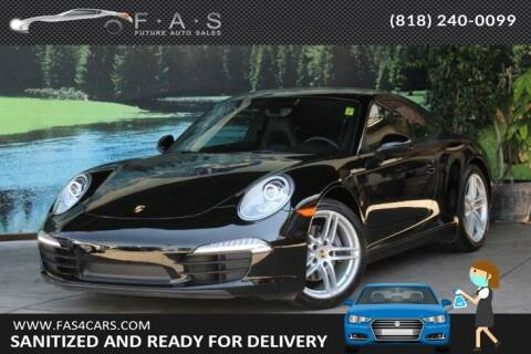 2016 Porsche 911 for sale at Best Car Buy in Glendale CA
