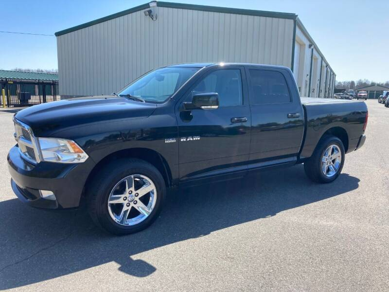2009 Dodge Ram Pickup 1500 for sale at ENFIELD STREET AUTO SALES in Enfield CT