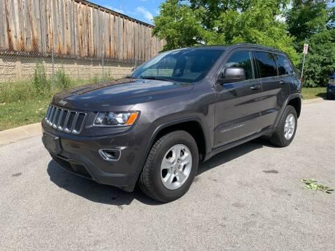 2015 Jeep Grand Cherokee for sale at Posen Motors in Posen IL