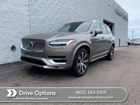 2020 Volvo XC90 for sale at Drive Options in North Olmsted OH