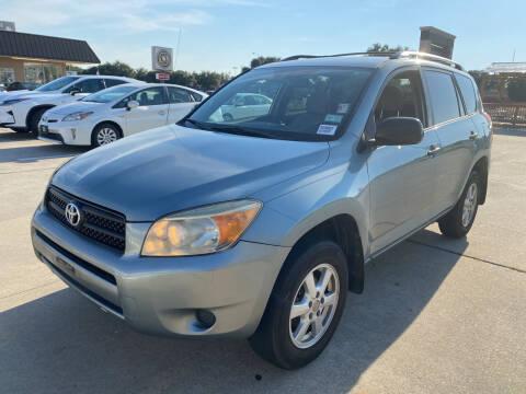 2007 Toyota RAV4 for sale at Houston Auto Gallery in Katy TX