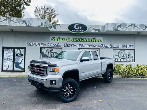2014 GMC Sierra 1500 for sale at Greenway Auto Sales in Jacksonville FL