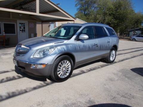 2009 Buick Enclave for sale at DISCOUNT AUTOS in Cibolo TX