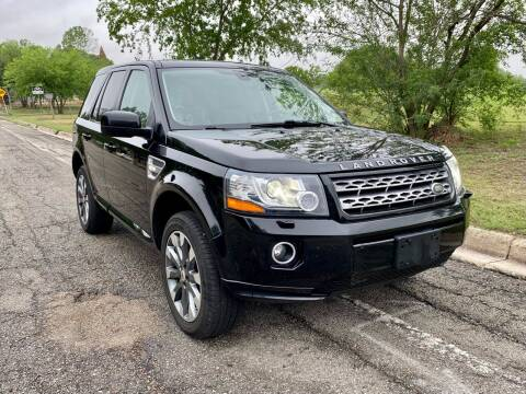2014 Land Rover LR2 for sale at Texas Auto Trade Center in San Antonio TX