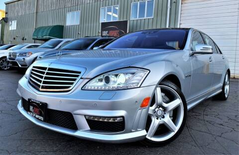 2010 Mercedes-Benz S-Class for sale at Haus of Imports in Lemont IL