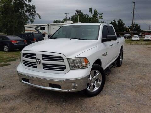 2017 RAM Ram Pickup 1500 for sale at Auto Bankruptcy Loans in Chickasha OK
