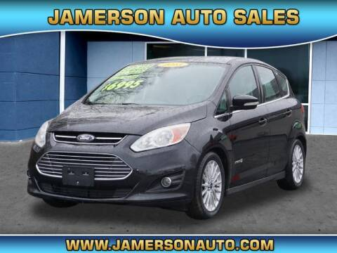 2013 Ford C-MAX Hybrid for sale at Jamerson Auto Sales in Anderson IN