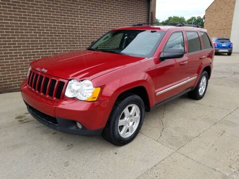 2010 Jeep Grand Cherokee for sale at Madison Motor Sales in Madison Heights MI