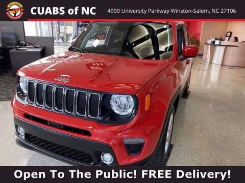 2019 Jeep Renegade for sale at Summit Credit Union Auto Buying Service in Winston Salem NC
