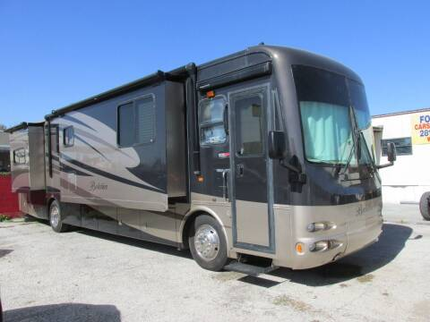 2008 Forest River BERKSHIRE MOTORHOME for sale at QUALITY MOTORCARS in Richmond TX