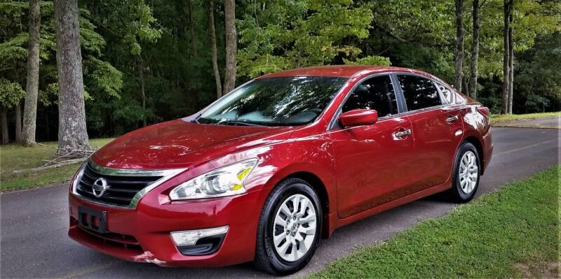 2015 Nissan Altima for sale at Brian's Auto Mart in Greenbrier TN