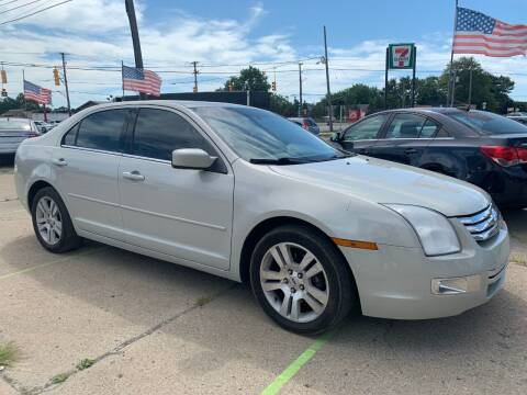 2008 Ford Fusion for sale at City Auto Sales in Roseville MI