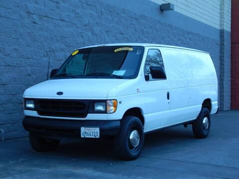 2001 Ford E-Series Cargo for sale at Gilroy Motorsports in Gilroy CA