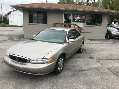 2002 Buick Century for sale at Big Red Auto Sales in Papillion NE
