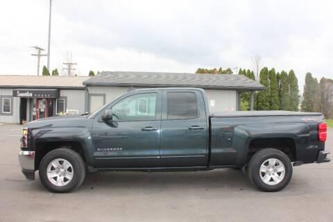 2017 Chevrolet Silverado 1500 for sale at D & B Auto Sales LLC in Washington Township MI