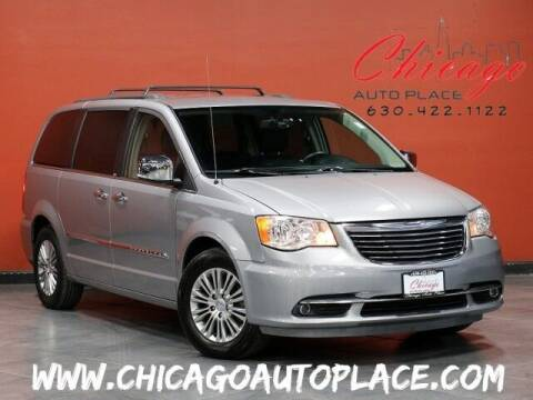 2013 Chrysler Town and Country for sale at Chicago Auto Place in Bensenville IL