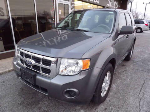 2010 Ford Escape for sale at Arko Auto Sales in Eastlake OH