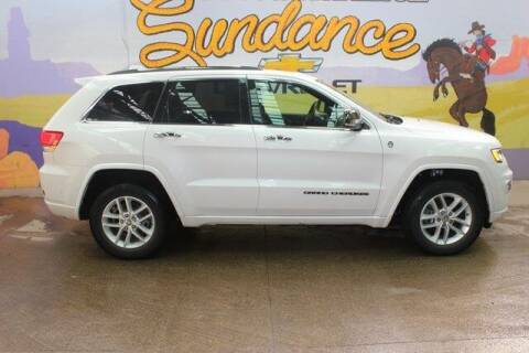 2017 Jeep Grand Cherokee for sale at Sundance Chevrolet in Grand Ledge MI