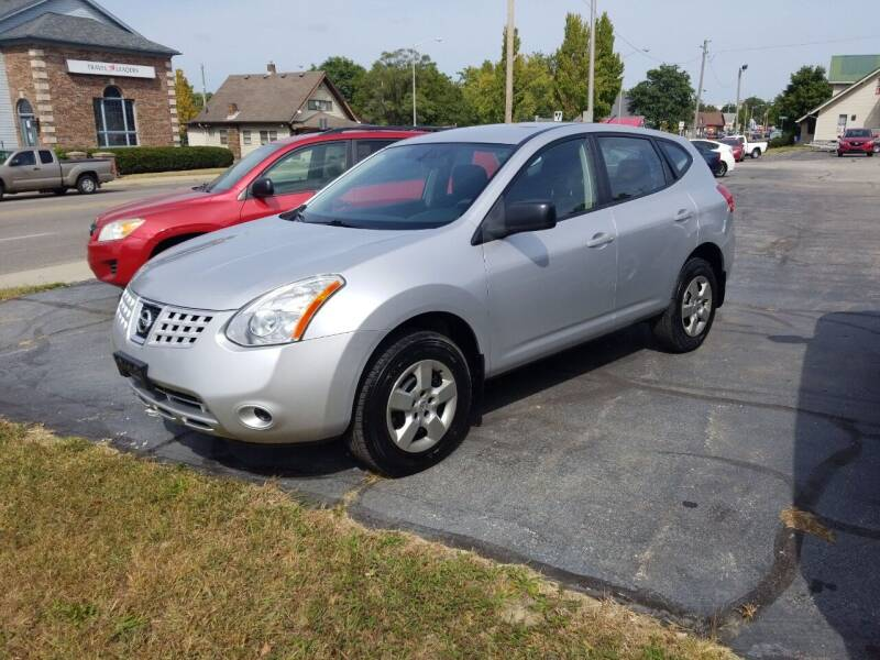 2009 Nissan Rogue for sale at Indiana Auto Sales Inc in Bloomington IN