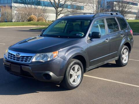 2012 Subaru Forester for sale at P&H Motors in Hatboro PA
